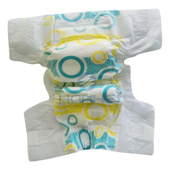 Leak Guard Baby Diaper