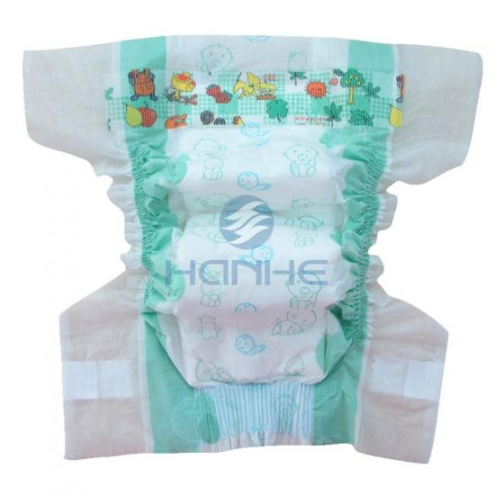 Printed Sleepy Baby Diaper