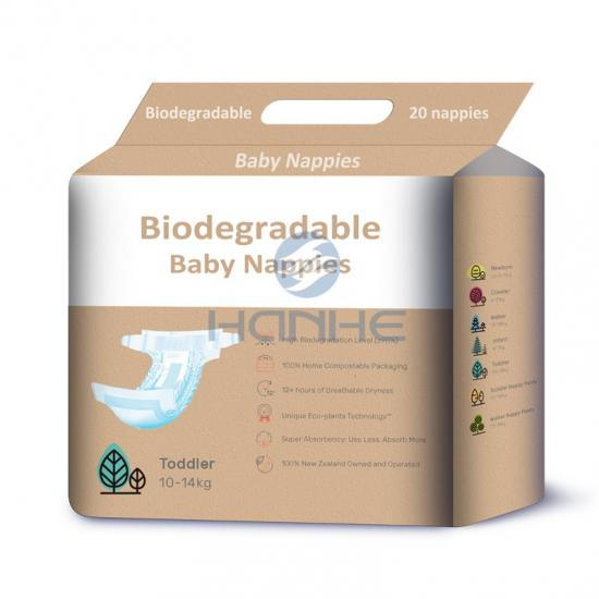 Biodegradable Baby Diapers